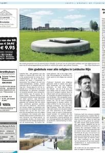 krant-publicatie